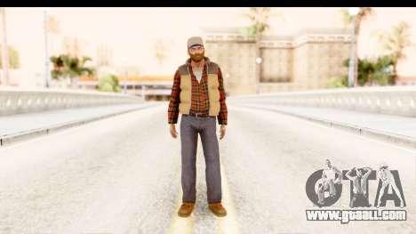 Silent Hill Homecoming - Travis for GTA San Andreas second screenshot