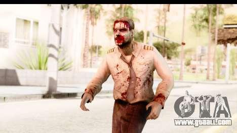 Left 4 Dead 2 - Zombie Pilot for GTA San Andreas
