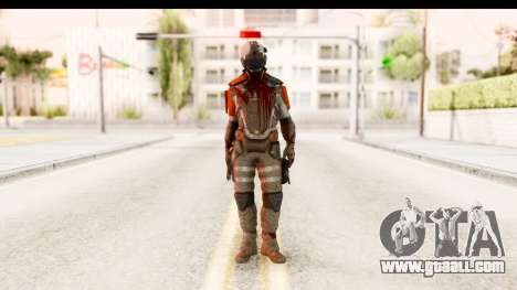Homefront The Revolution - KPA v2 Dead for GTA San Andreas second screenshot
