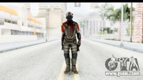 Homefront The Revolution - KPA v4 Dead for GTA San Andreas second screenshot
