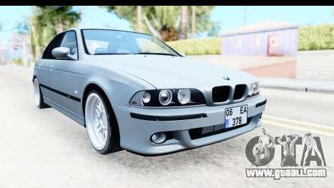 BMW M5 E39 for GTA San Andreas right view