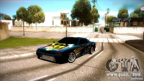Elegy by LFYZ-T34 0.4v for GTA San Andreas