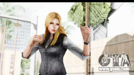 Marvel Future Fight - Sharon Carter (Civil War) for GTA San Andreas