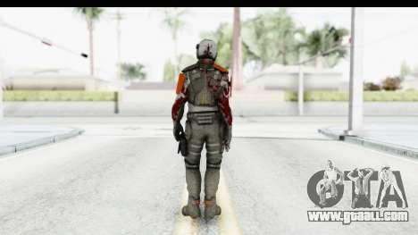 Homefront The Revolution - KPA v4 Dead for GTA San Andreas third screenshot
