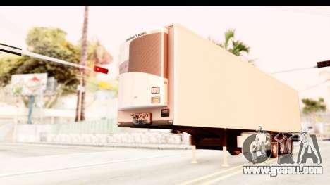 Trailer ETS2 v2 New Skin 2 for GTA San Andreas