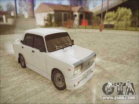2107 Kolxz for GTA San Andreas