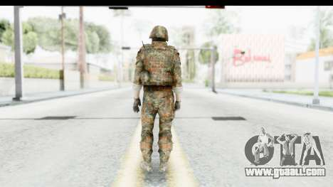 Global Warfare Germany for GTA San Andreas third screenshot