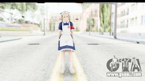 DoA 5: LR - Marie Rose Nurse v1 for GTA San Andreas second screenshot