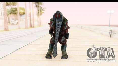 DOOM 3 - Cyberdemon for GTA San Andreas third screenshot