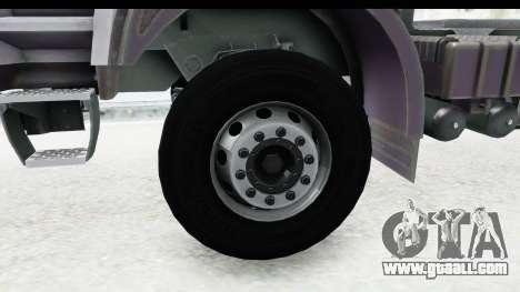 Tatra Phoenix 6x2 Agro Truck v1.0 for GTA San Andreas back view