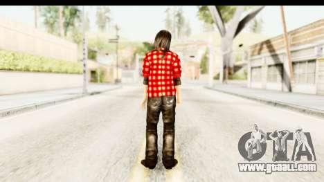 Twilight - Bella for GTA San Andreas third screenshot