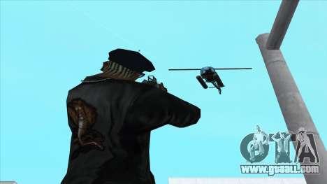 WantedLevel for GTA San Andreas second screenshot