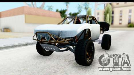 GTA 5 Trophy Truck SA Lights PJ for GTA San Andreas right view