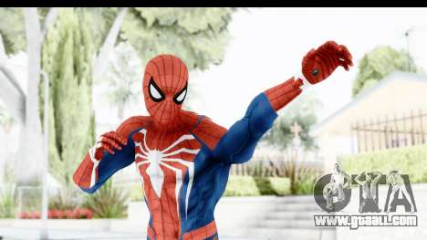 Spider-Man Insomniac v1 for GTA San Andreas