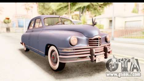 Packard Standart Eight 1948 Touring Sedan for GTA San Andreas