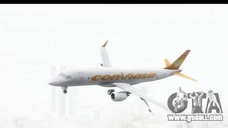 Embraer 190 ConViasa for GTA San Andreas