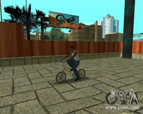 New HD Glen Park for GTA San Andreas forth screenshot