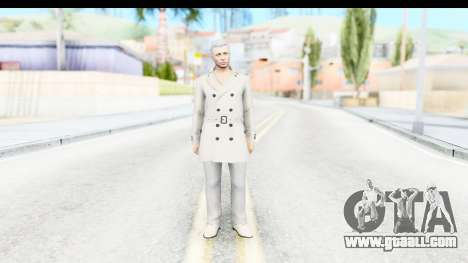 GTA 5 Ill Gotten-Gains DLC Male Skin for GTA San Andreas second screenshot