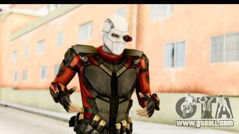 Suicide Squad - Deadshot for GTA San Andreas