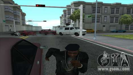 Newsvan Follow You for GTA San Andreas third screenshot