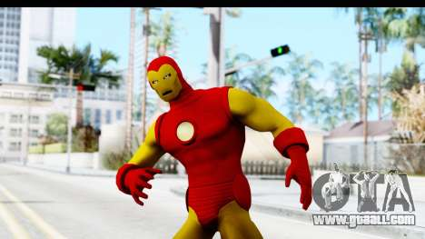 Marvel Heroes - Ironman for GTA San Andreas
