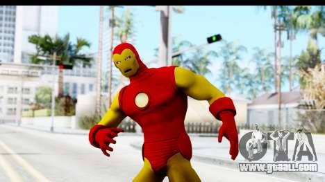 Marvel Heroes - Ironman for GTA San Andreas