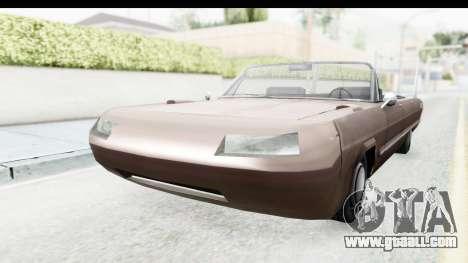 Savanna Daytona for GTA San Andreas