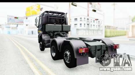 Tatra Phoenix 6x2 Agro Truck v1.0 for GTA San Andreas back left view