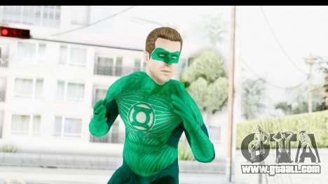 Green Lantern The Movie - Hal Jordan for GTA San Andreas