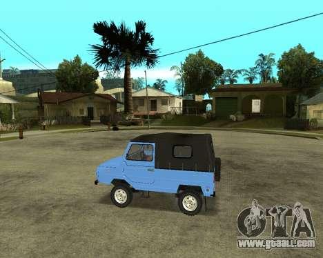 Luaz 969 Armenian for GTA San Andreas back view