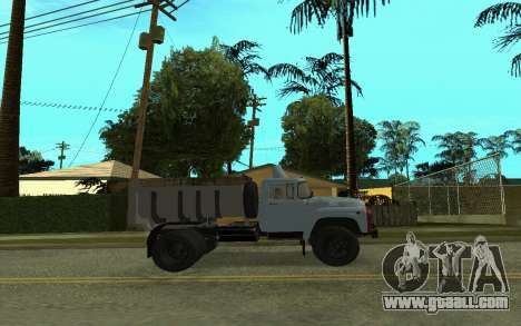 ZIL-130 Armenia for GTA San Andreas right view
