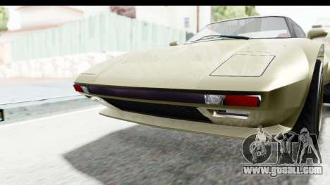 GTA 5 Lampadati Tropos Rallye IVF for GTA San Andreas upper view