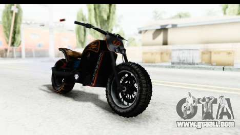 GTA 5 Western Gargoyle Custom v1 IVF for GTA San Andreas