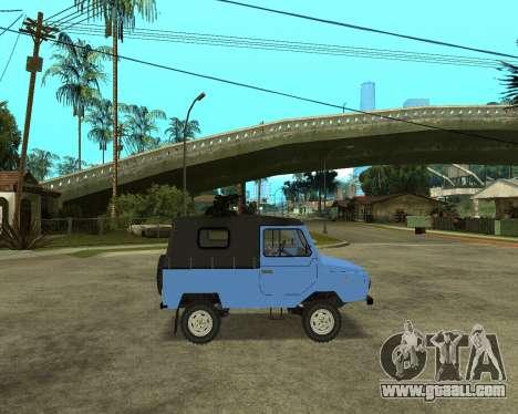 Luaz 969 Armenian for GTA San Andreas right view
