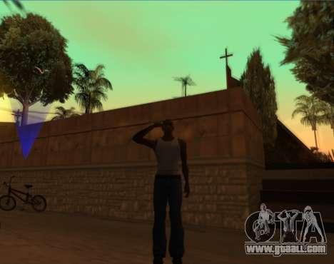 Salute for GTA San Andreas third screenshot