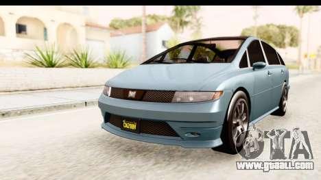 GTA 5 (4) Dinka Perennial IVF for GTA San Andreas