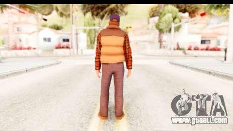 Silent Hill Homecoming - Travis for GTA San Andreas third screenshot