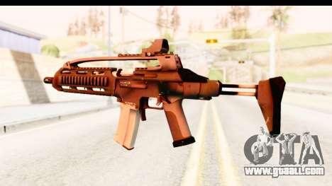 SCAR-LK for GTA San Andreas third screenshot