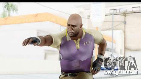 Left 4 Dead 2 - Coach for GTA San Andreas