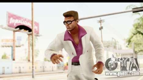GTA Vice City - Lance Vance Remake for GTA San Andreas