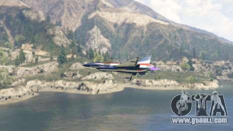 J-10A SY Aerobatic Team for GTA 5