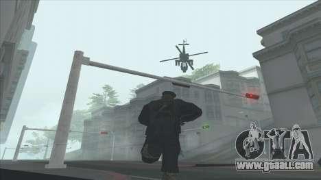 WantedLevel for GTA San Andreas fifth screenshot