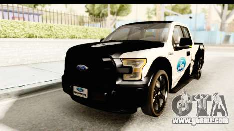 Ford F-150 Tuning for GTA San Andreas