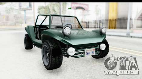 GTA 5 BF Bifta v2 SA Style for GTA San Andreas