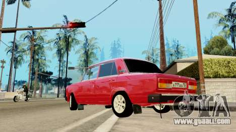 rus_racer ENB v1.0 for GTA San Andreas forth screenshot