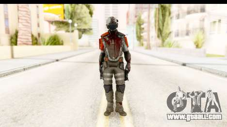 Homefront The Revolution - KPA v5 Dead for GTA San Andreas second screenshot
