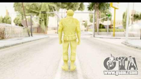 ArmyMen: Serge Heroes 2 - Man v5 for GTA San Andreas third screenshot