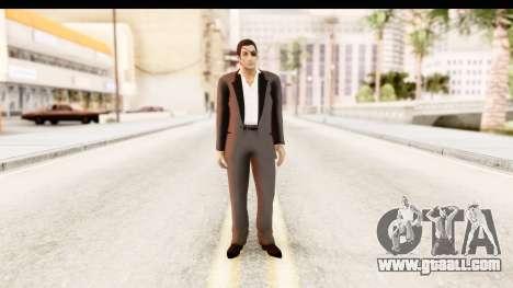 Yakuza 0 Goro Majima for GTA San Andreas second screenshot