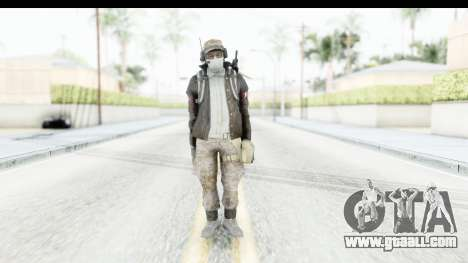 The Division Last Man Battalion - Engineer for GTA San Andreas second screenshot