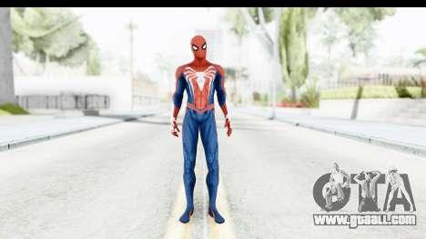 Spider-Man Insomniac v1 for GTA San Andreas second screenshot
